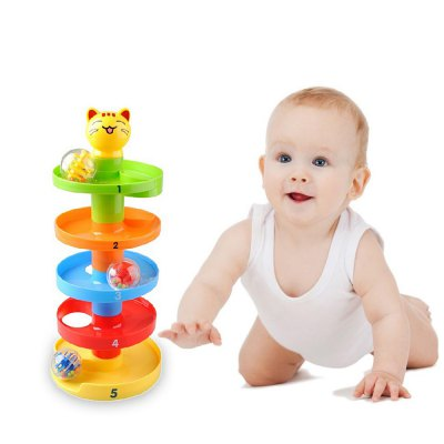 New products gadgets Ball Drop and Roll Toys