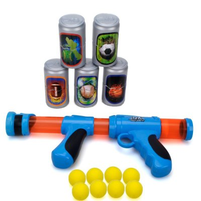 Foam Ball Battle Gun Toy