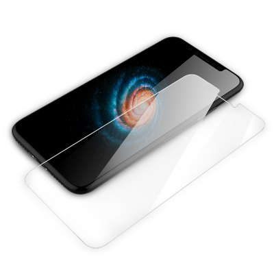 Screen Protector for iPhone X Tempered Glass Film Soft HD Clear 5.8inch 2.5D 3Pack
