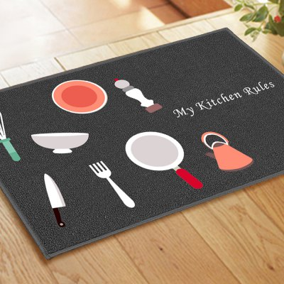 Whole House Doormat Mat Personality Absorbent Mats