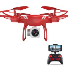 Gyro WiFi Quadcopter HD Camera RC Drone Aerial Photography Helicopter