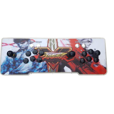 999 in 1 Video Games Arcade Console Machine Double Stick Home Pandora'S Box 5S,EU Plug 3