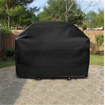 145X61X117CM Multipurpose Grill Cover Rainproof Barbecue Oven Protector