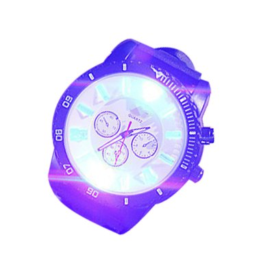 Supply Fashion Trend Led Students Tide Male Silicone Jelly Watch