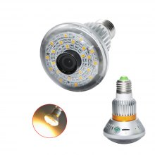 HD960P with Warm light Motion Dection Night Vision Bulb Wifi Camera