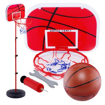 1.5m Metal Basketball Hoops Shooting Indoor Outdoor Sports Toys for Children