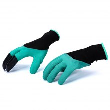 Garden Gloves with Fingertip Claws Quick and Easy To Dig Plants Secure Rose Pruning Sheath