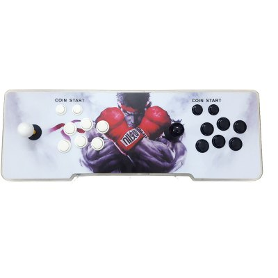 875 Video Games Arcade Console Machine Double Joystick Pandora's Box 5s VGA HDMI EU plug 5