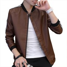 Men's Coat Spring and Autumn 2018 New Handsome Trend Jacket