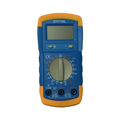 DT710L LCD Handheld Digital Multimeter Using for Home and Car
