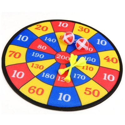 Plastic Dart Board Set Sports