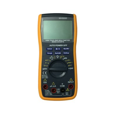 WH5000 LCD Handheld Digital Multimeter Using for Home and Car