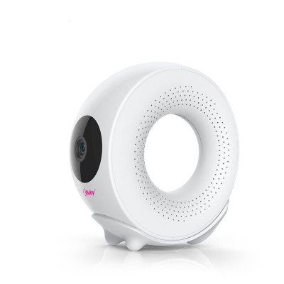iBaby M2S Plus 1080P Video Baby Monitor Temperature HumidityBaby Camera with 2 Way Audio Night Vision AU
