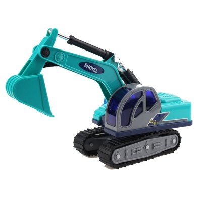 Small Excavator Toy Model Crawler for Children