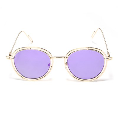 New products gadgets Color Film Sunglasses Large Box Driving Mirror