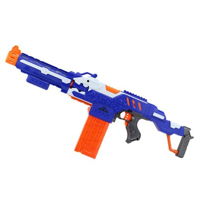 Electric Bursts Soft Bullet Gun Toy Child