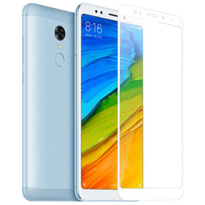 Tempered Glass Screen Protector for Xiaomi Redmi 5 Full Coverage