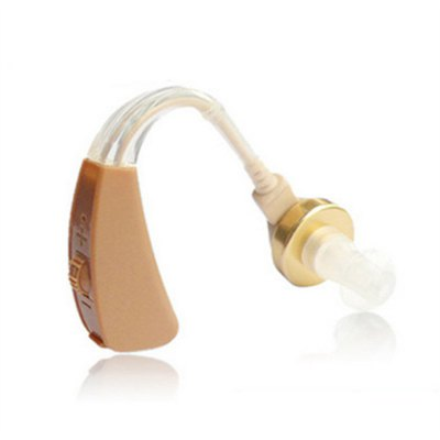 Hearing Aids Aid Kit Behind The Ear Sound Amplifier Adjustable Device