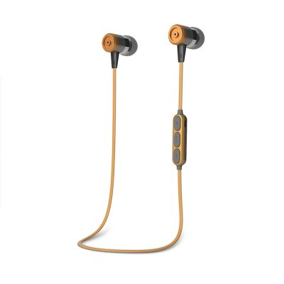 Sports Bluetooth 4.0 Headphone Bilateral Stereo Lightweight Portable and Comfortable To Wear