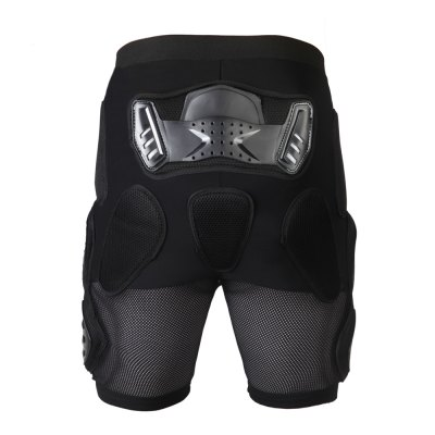 SALETU Motorcycle Armor Shorts Fall Outdoor Knight Protective Gear