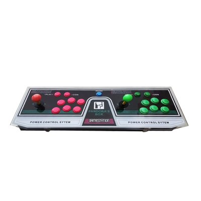1299 Video Games Arcade Console Machine Double Joystick Pandora's Box 5s+ VGA HDMI 08