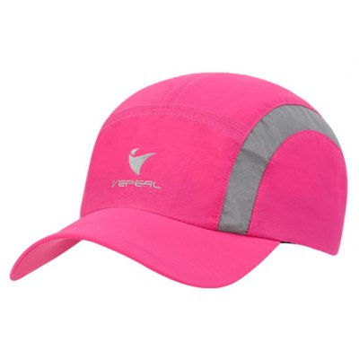 Vepea Hollow Ultrathin Breathable Anti UV with Reflective Casual Cap