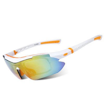 OBAOLAY SP0890 Polarized Sports Sunglasses Unbreakable Durable Frame