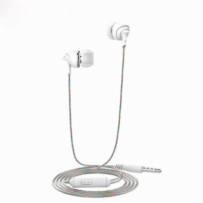 2018 New products gadgets Perfume Earphones Stereo Heavy Bass Fashion Conch Shape Earbuds 3.5MM With Mic For iPhone Xiaomi PC Smartphone