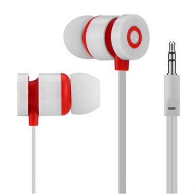 Sport Super Bass Stereo Earphone Headset Hands Free Headphone with Mic Music Earphone for All Phone Computer PC