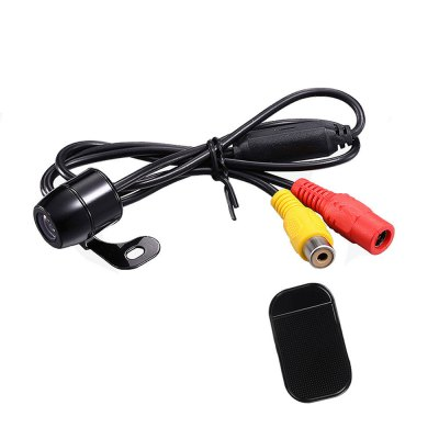 Waterproof Dustproof Car Rear View Camera Vehicle HD CCD Night Vision for Android Stereo Monitor Small Size