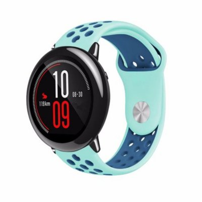 New products gadgets Silicone Sport Bracelet Strap Watch Band for Xiaomi Amazfit Smart Watch 22mm