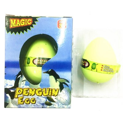 Penguin Egg Water Hatching Magic Children Kids Toy