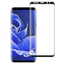 Full Coverage Anti-Scratch Anti-Fingerprint Glass Screen for Samsung Galaxy S9