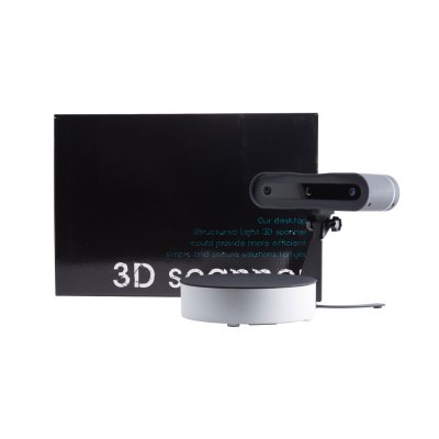 Blackboxcv Cat-1 Desktop-level White-light 3D scanner