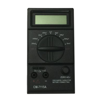CM7115A LCD Handheld Digital Multimeter Using for Home and Car