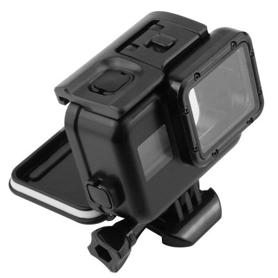 New products gadgets 45m Diving Waterproof Case for GoPro Hero 6/5