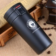Premium Travel Coffee Mug Stainless Steel Thermos Tumbler Cups Vacuum Flask Thermo Water Bottle Tea Mug Thermocup