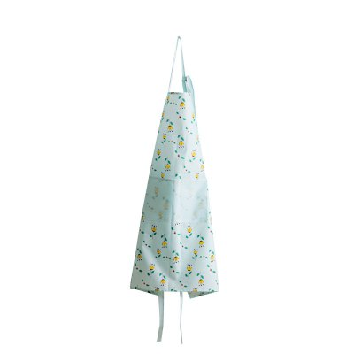 Clean and Simple Oil-Proof Cooking Apron