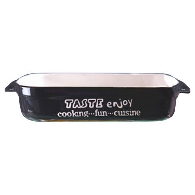 Ceramic Ears High Temperature Baking Tray