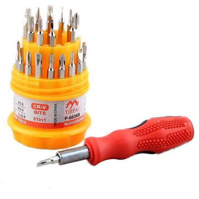 For Apple for Samsung Mobile Phone Repair Tool Disassemble Combined Multifunctional Screwdriver Set