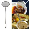 cheap Stainless Steel Fine Filter Oil Scoop Hot Pot Soup Colander