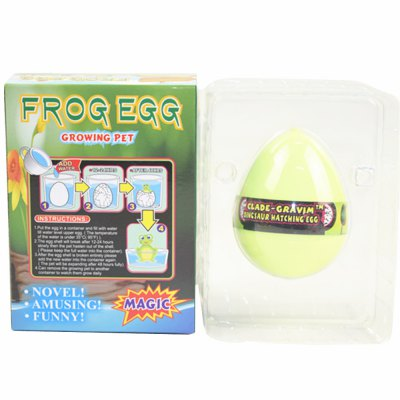 Frog Egg Growing Water Hatching Magic Children Kids Toy