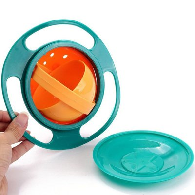 Children Rotate Balance Gyro Flying Saucer Bowl