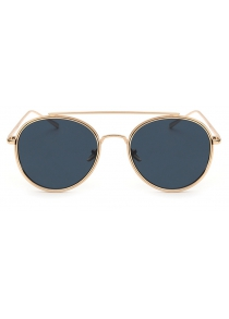 New products gadgets Round Flat Panel Sunglasses 986