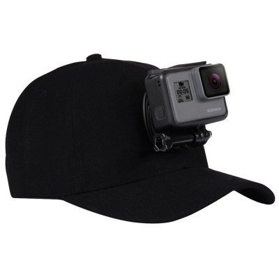 Adjustable Canvas Sun Hat Cap for Gopro Hero 5 / 4 / 3 / SJCAM / SJ7000 / SJ6000