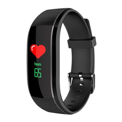 U1 Smart Bracelet Heart Rate Blood Pressure Monitor Wristband Fitness stater Smartband Alarm for iOS Android