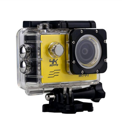 Outdoor Camera 4K HD Waterproof WIFI Sport DV Riding Aerial