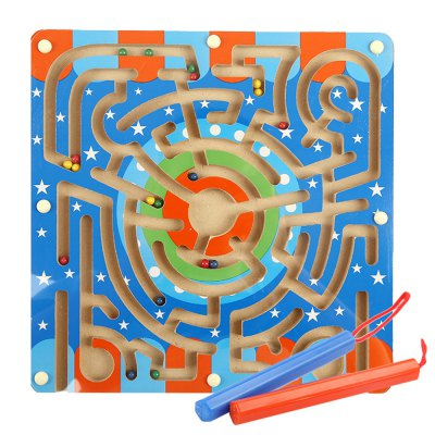 Magnetic Rod Animal Family Game Toys