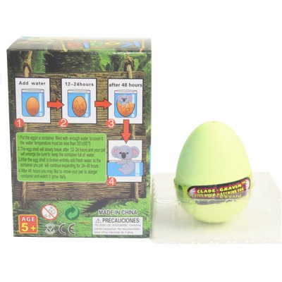 Koala Egg Water Hatching Magic Children Kids Toy