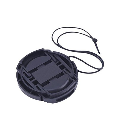 95MM Detachable Lens Cap Extra Strong Springs Compafortible for Nikon Canon Sony and Other SLR Cameras2PC